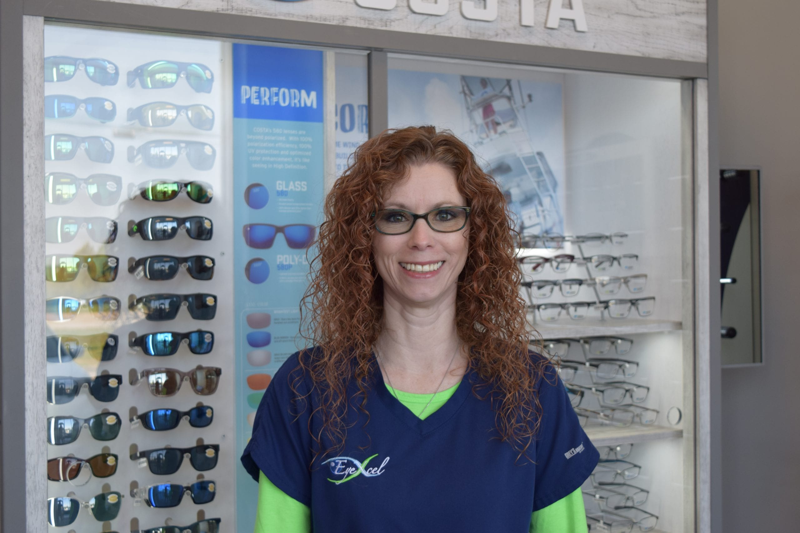 Tracy Bell, CPO Ophthalmic Technician