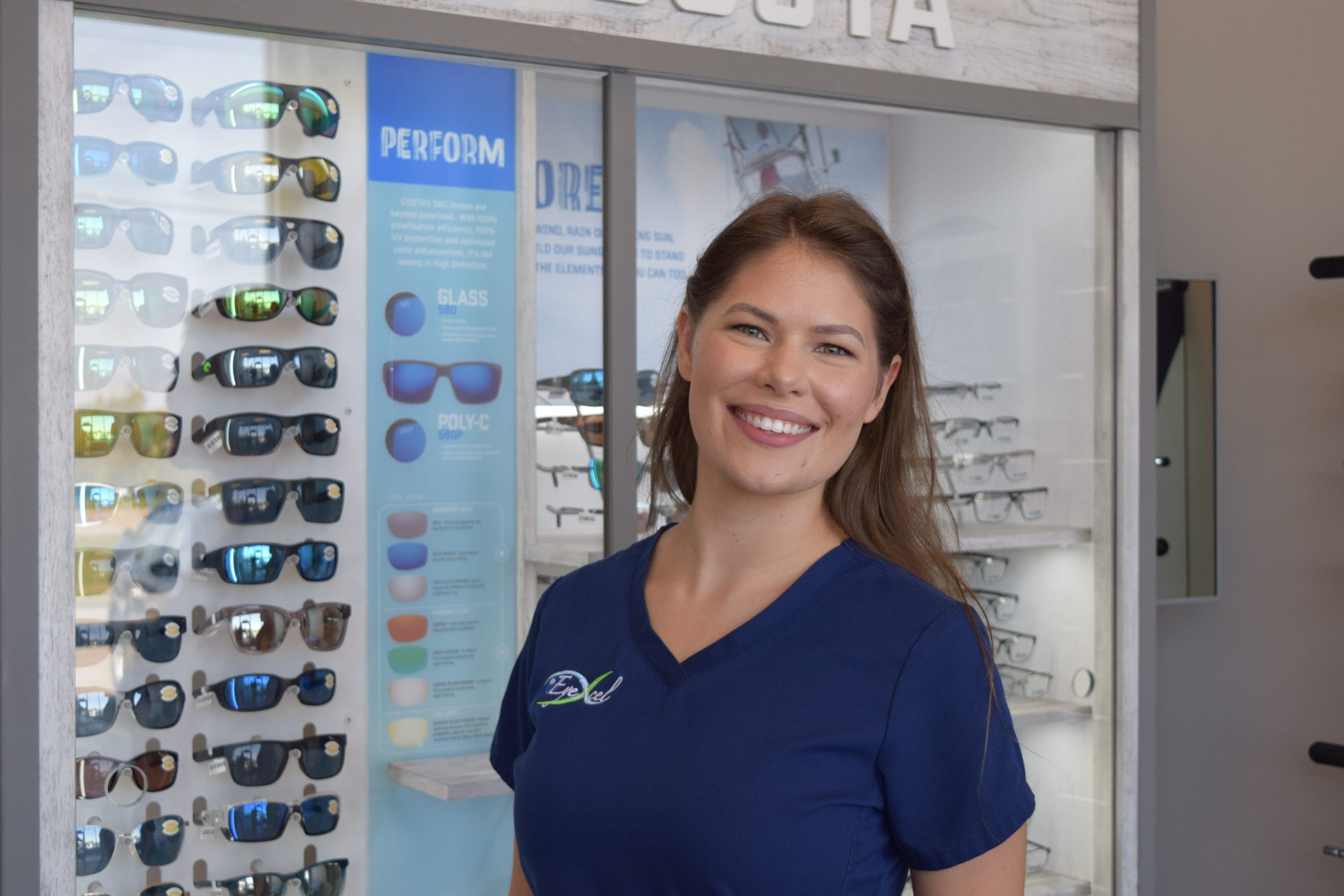 Ana Christiansen, CPOA Ophthalmic Tech Manager