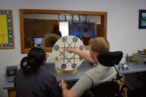 Vision Therapy to improve sight association