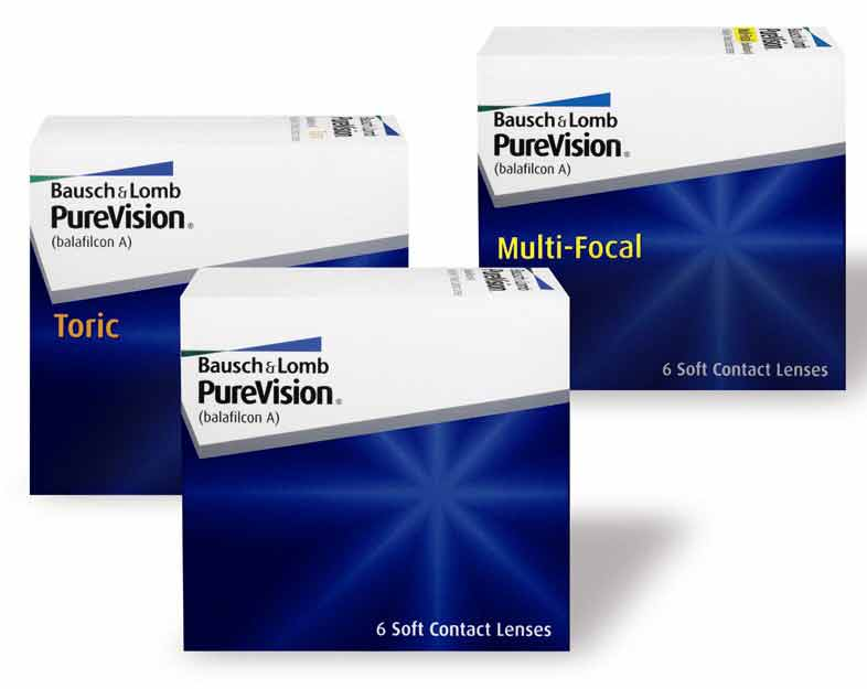 PureVision Boxes