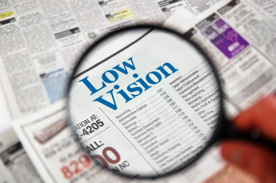 Low Vision Knoxville